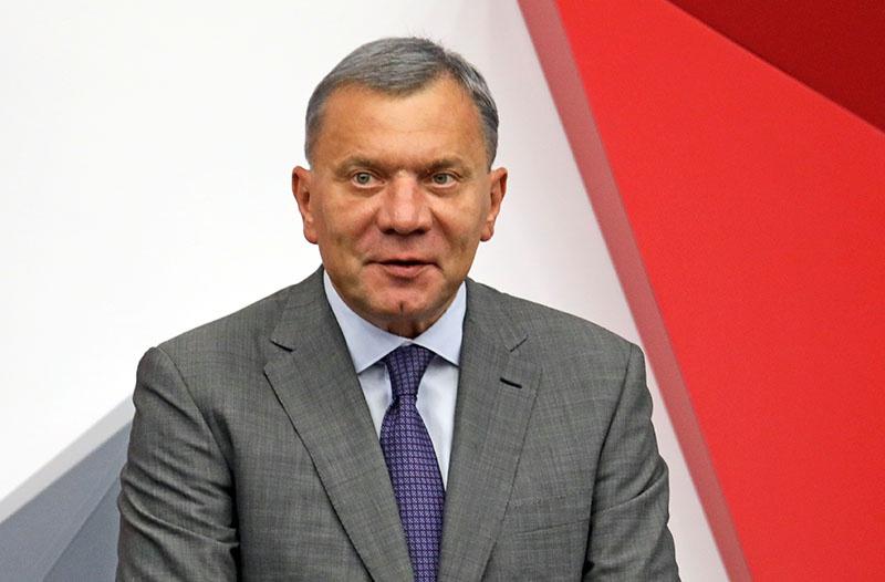 Заместитель председателя правительства Российской Федерации Юрий Борисов.