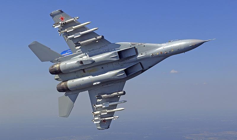 МиГ-35 может нести самый широкий набор возможного вооружения.