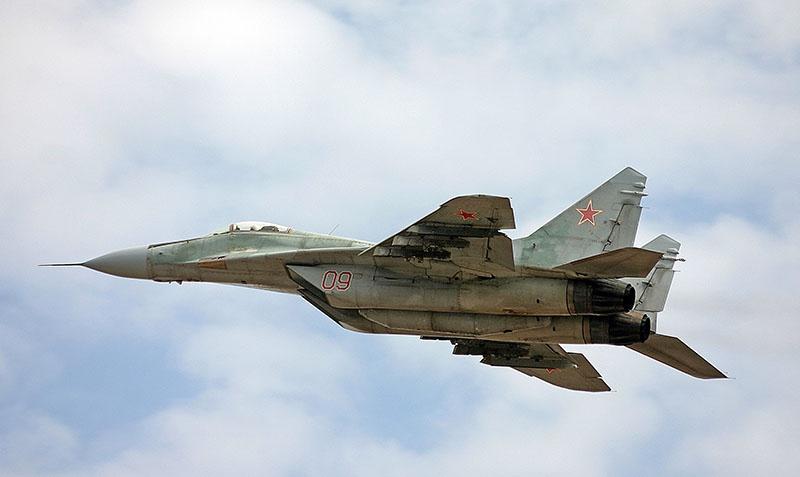 МиГ-29 в 1988-м был воспринят как настоящее открытие.