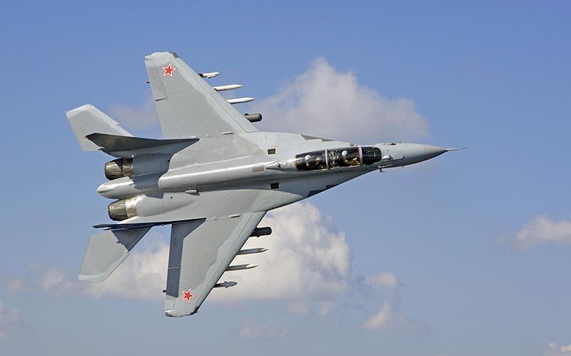 МиГ-35 не просто лёгкий скоростной многофункциональный истребитель, но и самый дешёвый боевой самолёт в своей категории.