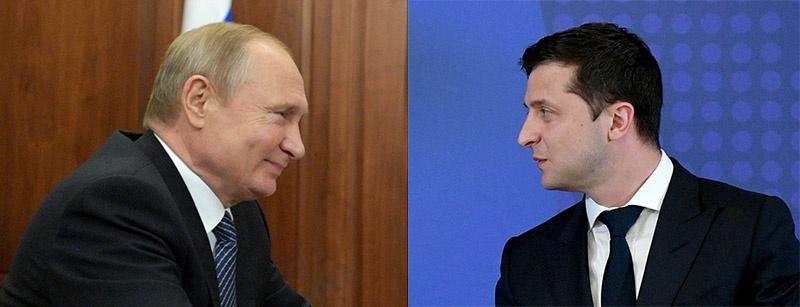 11 июля состоялись телефонные переговоры Президента России Владимира Путина с главой Украины Владимиром Зеленским.