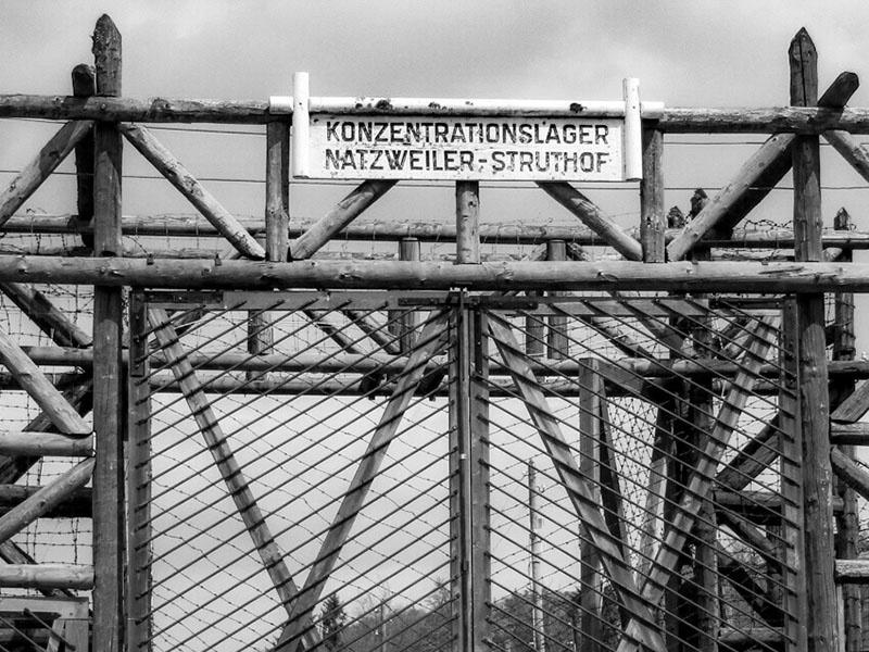 Концентрационный лагерь Нацвейллер-Штрутгоф.