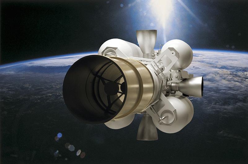 Проект Multiple Kill Vehicle system от компании Raytheon.