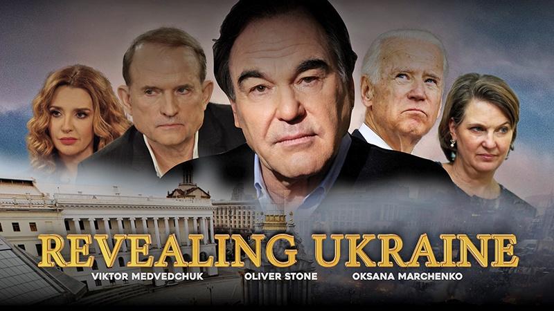 В Киеве разгорается скандал вокруг фильма Оливера Стоуна «Нерассказанная история Украины».