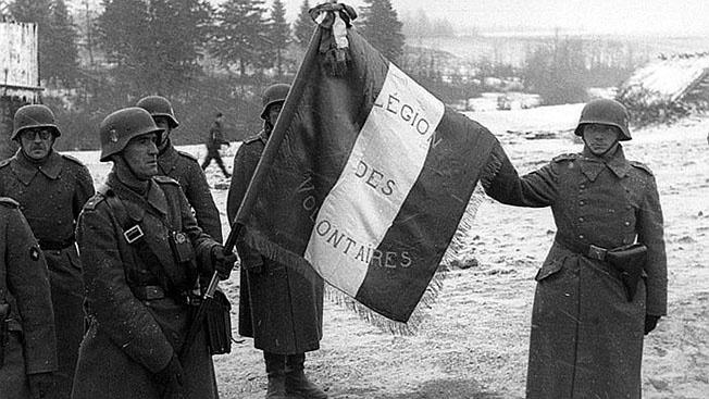 Нацизм как врождённый дефект Франции