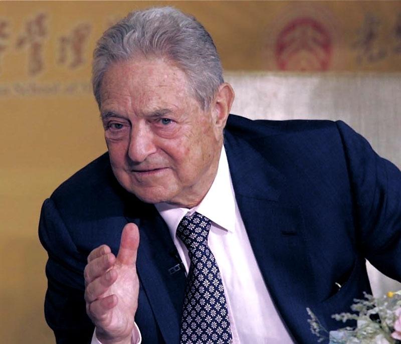Через Сороса государственные структуры США обеспечивают финансирование, технический и идеологический контроль над проамериканскими «революционерами».