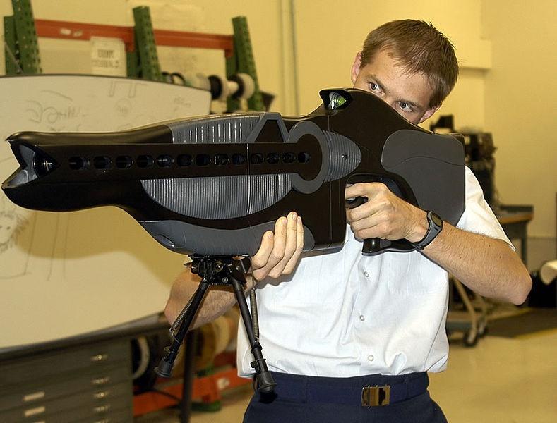 Personnel Halting and Stimulation Response (PHASR).