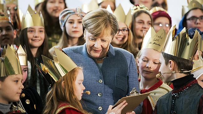 От «девочки» Коля - до «мамочки» немецкой нации