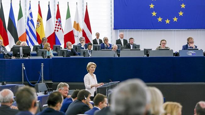 Главой Еврокомиссии на ближайшие пять лет стала многодетная мать