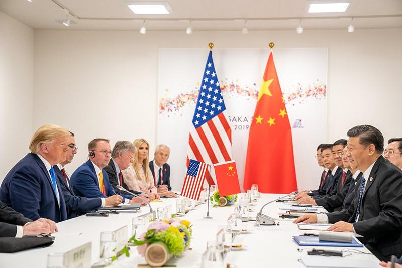 В ходе саммита «Большой двадцатки» Дональду Трампу удалось договориться с китайским лидером Си Цзиньпинем.