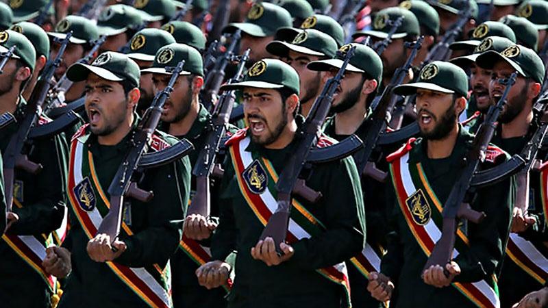 Cтражи исламской революции организованы и оснащены намного лучше, чем многие государства в регионе.