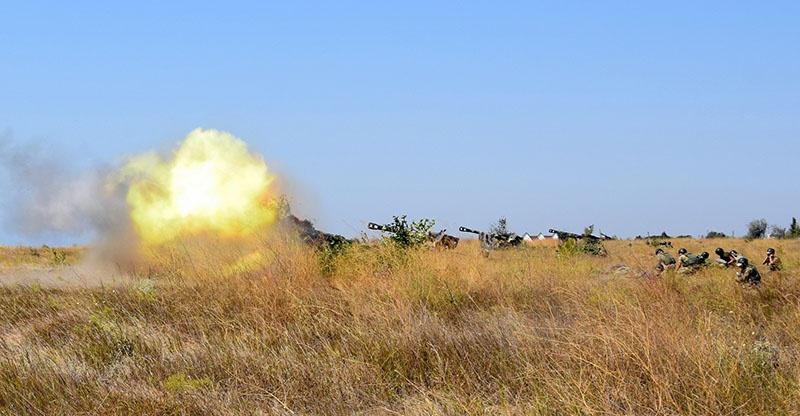 ВСУ неоднократно нарушала перемирие и обстреливала Донбасс.
