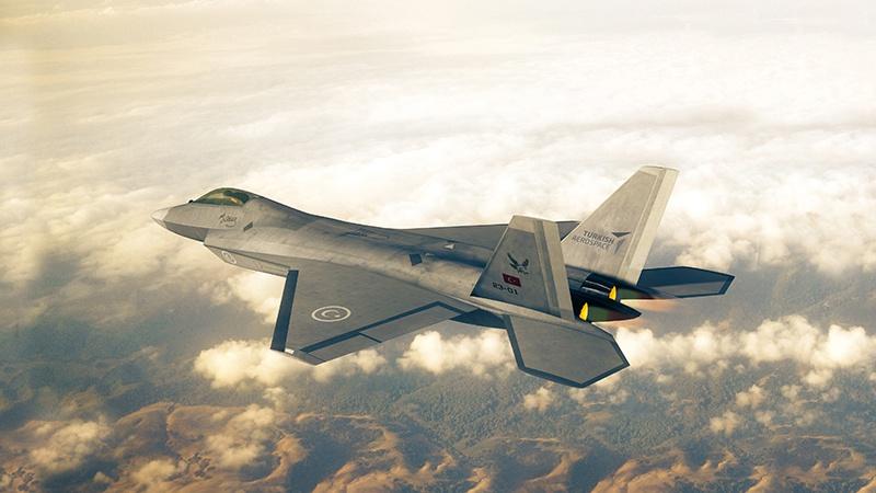 Турки рассчитывают на международное сотрудничество в создании ударного истребителя
