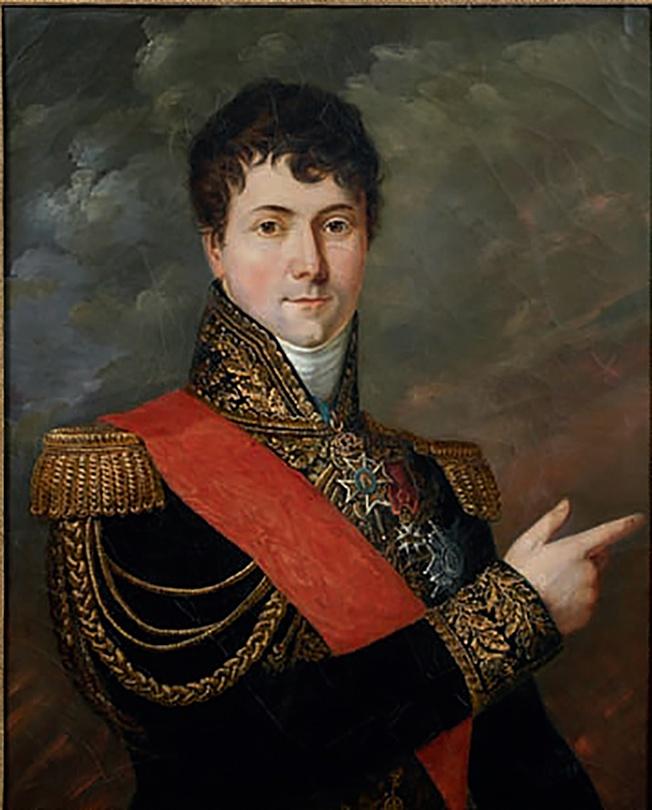 Граф Шарль Этьен Гюден де ла Саблоньер.