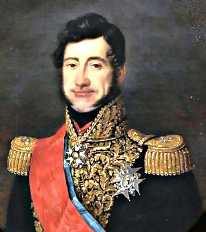 Пьер Сезар Гюден де Бардельер.