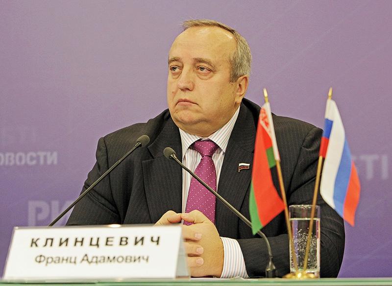 Член комитета по обороне и безопасности Совета Федерации Франц Клинцевич.