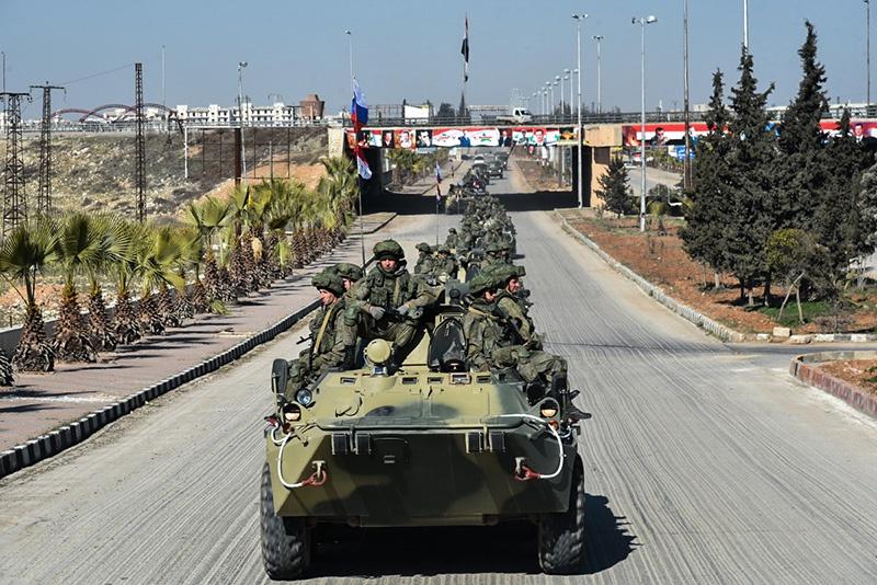 Россия, чтобы не потерять завоёванные в Сирии позиции, просто будет вынуждена усиливать своё военное присутствие в регионе, что по многим причинам вряд ли желательно самой Москве.