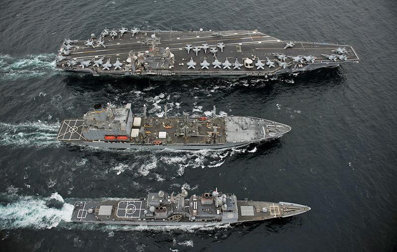 США в ходе операции против Ирана могут обойтись и без союзников.