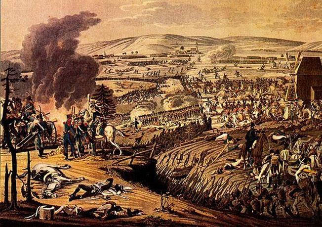 Сражение при Ауэрштедте.