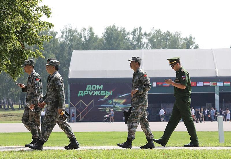 В Доме дружбы на «АрМИ-2019» будут представлены экспозиции стран-участниц, с концертами выступят армейские творческие коллективы.