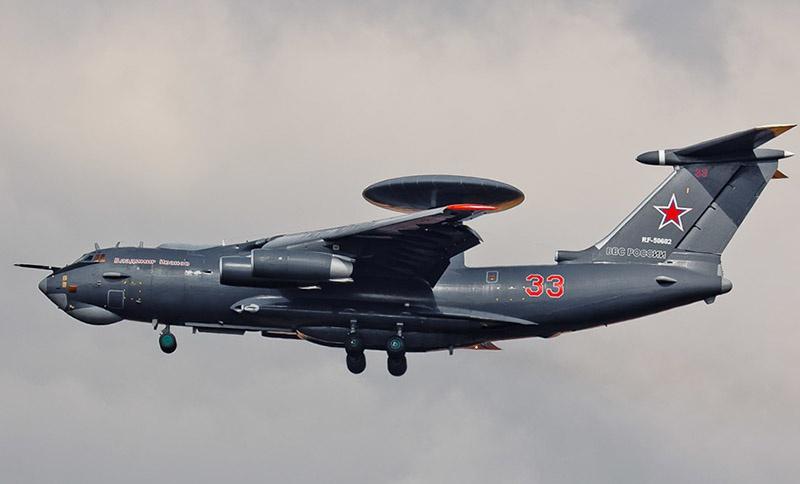 Южная Корея заявила о вторжении российского самолёта-разведчика А-50 в своё пространство.