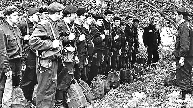 Группа «Альфа», противостоящая мировой «мятеж-войне»