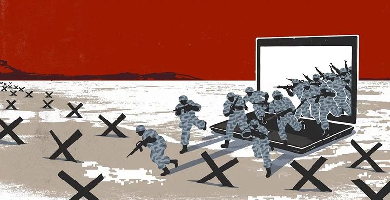 «Гибридная война» уже «шагает» по планете.