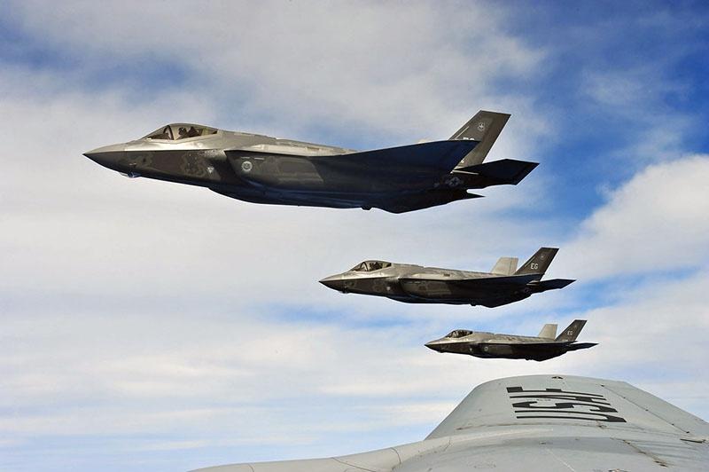 Именно в Турции производится несколько наименований комплектующих для тех же F-35