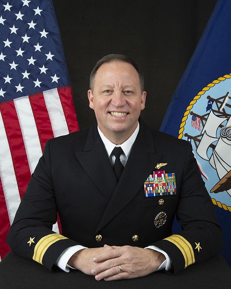 Контр-адмирал Джеффри Черевко (Jeffrey Czerewko).