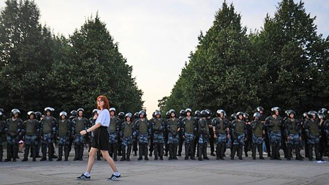 Евромайдан в Москве не пройдёт