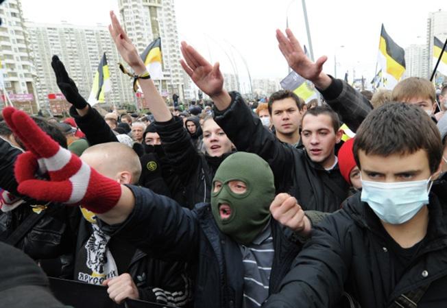 Национализм является универсалистской антитезой российскому государственному универсализму.
