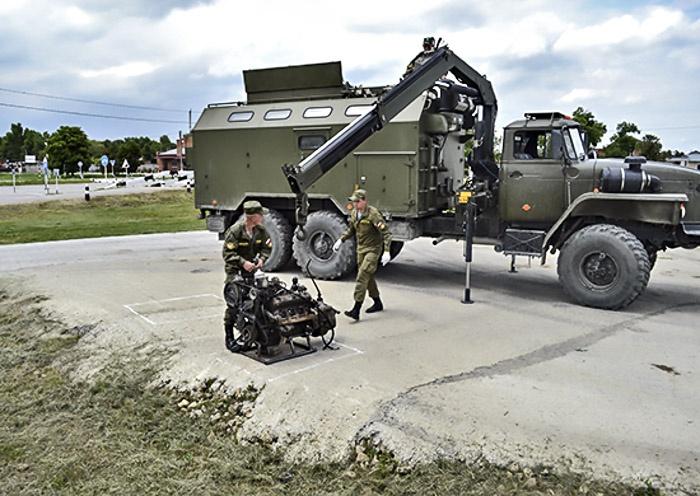 Ремонтные батальоны возвращаются в армию.