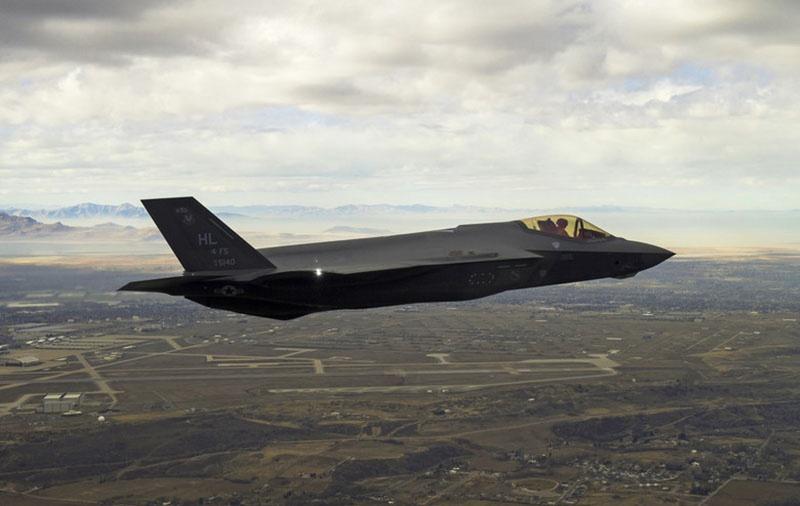 Дональд Трамп объявил об отказе передавать Анкаре истребители F-35.