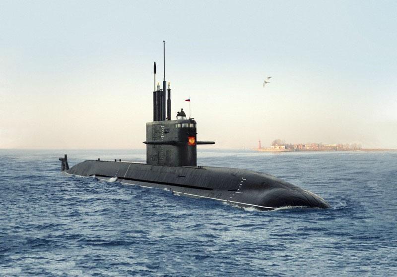 Примером сотрудничества может служить российско-индийский проект разработки подводной лодки на базе «Амур-1650».