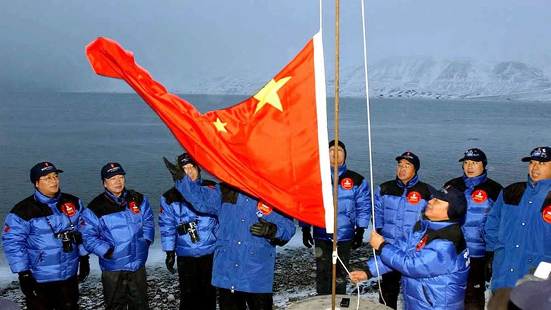 Повышенный интерес к Арктике проявляют 24 государства, в том числе Великобритания, Южная Корея, Япония, Швеция, Финляндия, Бразилия, Индия и Китай.
