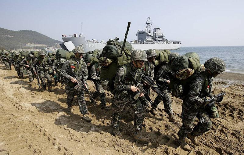 Американо-южнокорейские командно-штабные учения «Тонмэн 19-2».