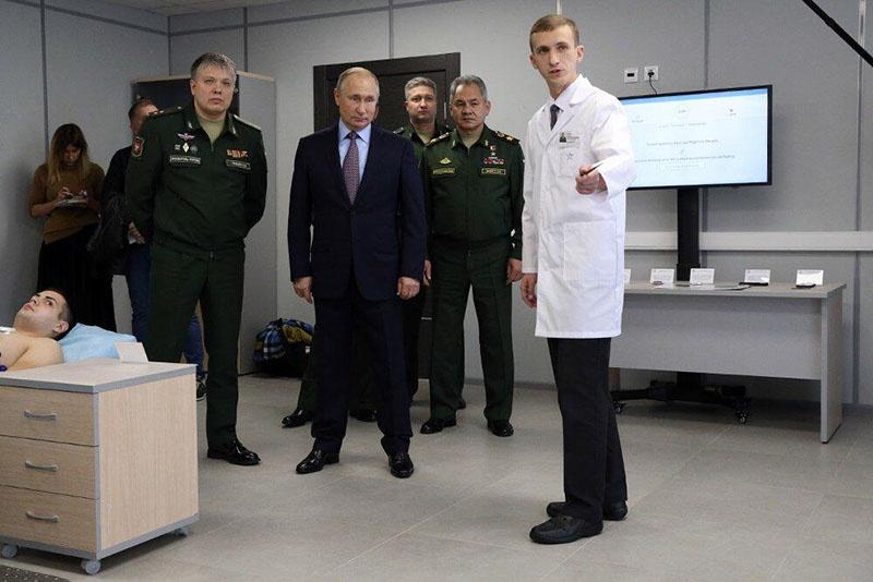 Если бы удалось переселить Военно-медицинскую академию с исторического места в центре Санкт-Петербурга в пригород, это было бы сродни её гибели.