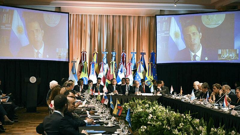 На форум в Перу прибыли министры иностранных дел 59 стран с пяти континентов.
