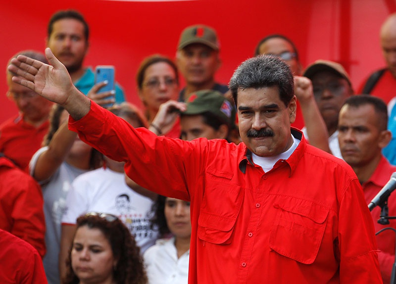 США продолжают искать возможность свергнуть президента Венесуэлы Николаса Мадуро.