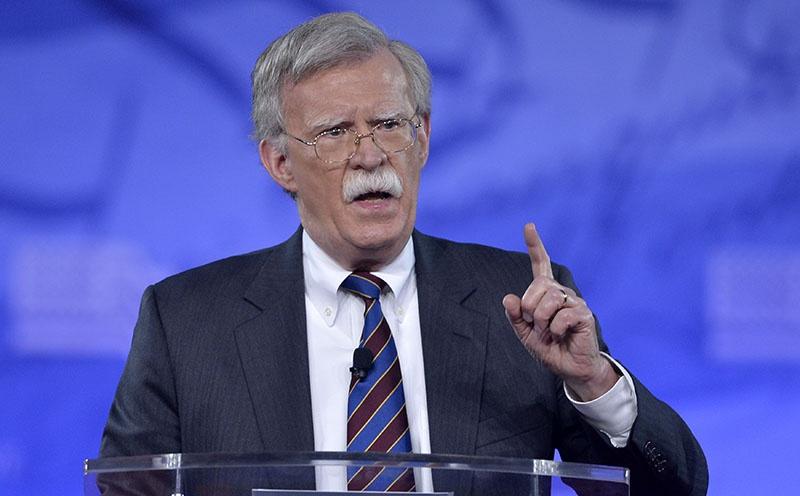 Роль хозяина встречи в Лиме пытался играть советник президента США по нацбезопасности Джон Болтон.