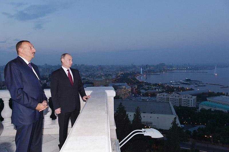 Отношения России и Азербайджана строятся исключительно на прагматичной основе.