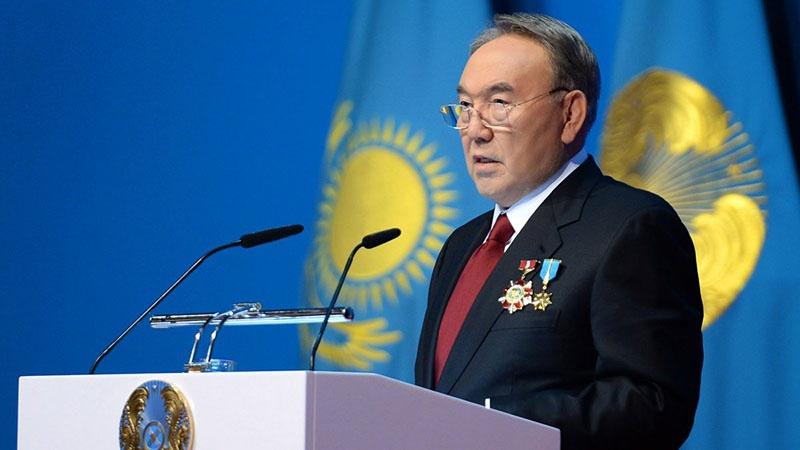 Благодаря харизматичной фигуре первого президента Нурсултана Назарбаева, Казахстан пока выигрывает лидерство в Средней Азии.