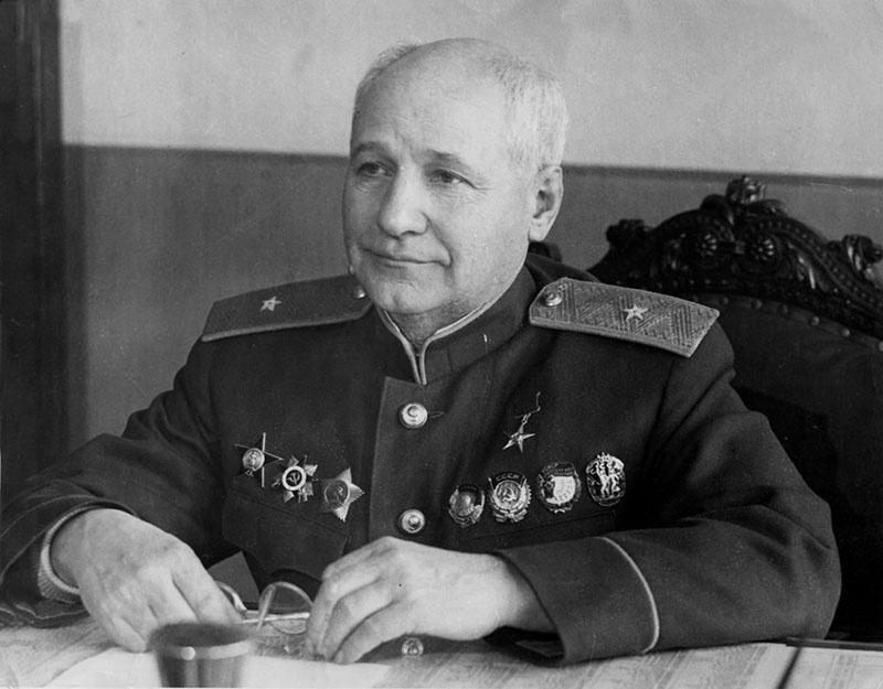 Андрей Николаевич Туполев.