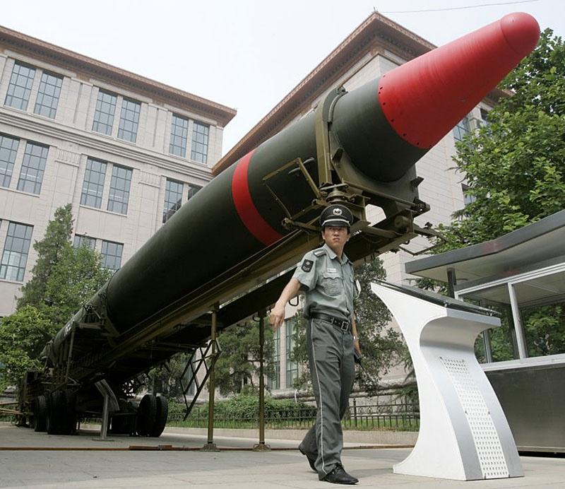 Пекин заявил, что для него переговорный процесс не представляет интереса, пока китайский ядерный потенциал не сравняется с американским и российским.