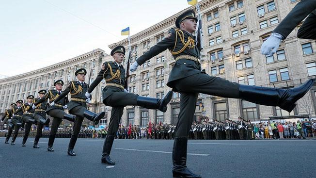 «Независимость» дистрикта Украина
