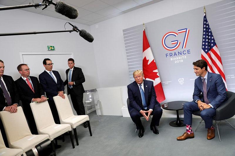 Трамп совершенно сознательно «взорвал» «евроатлантический мир».