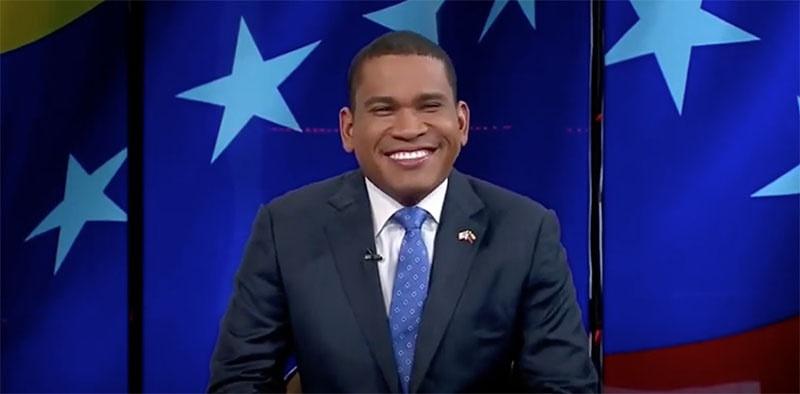Леосенис Гарсия - оппозиционный политик, новый выбор США.