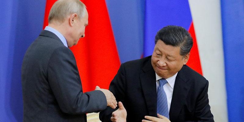 США собственноручно подтолкнули Россию и Китай к пониманию необходимости совместного формирования стратегии.