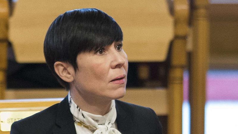 Глава внешнеполитического ведомства Норвегии Ине Мари Эриксон собралась «инспектировать» Севморпуть «на предмет экологической безопасности».