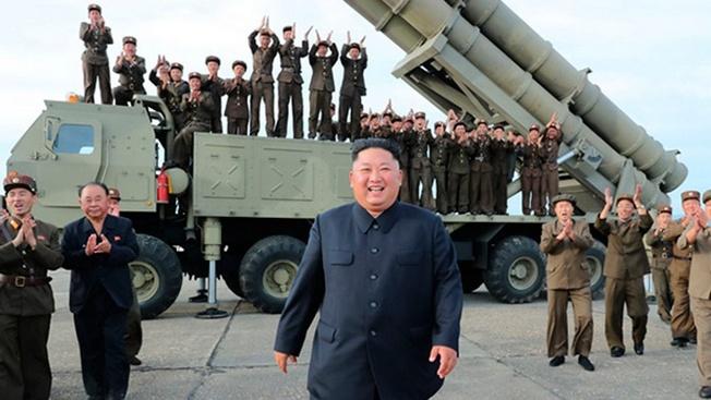 В кого целится КНДР, стреляя в тихие океанские воды?